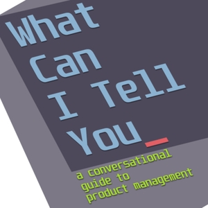 What Can I Tell You - a conversational guide to product management by Nicholas Kanhai
