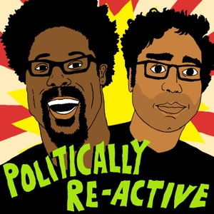 Politically Re-Active with W. Kamau Bell & Hari Kondabolu by Topic Studios