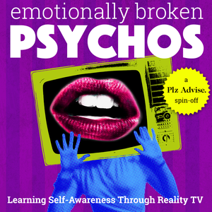 Emotionally Broken Psychos by Molly McAleer