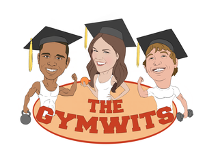 The GymWits- Fitness, Health, Nutrition & Exercise by Ryan George