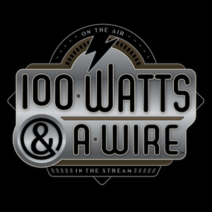 100 Watts and a Wire by Christian Cudnik