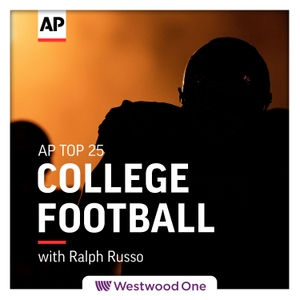 AP Top 25 College Football Podcast by The AP/ Westwood One Podcast Network