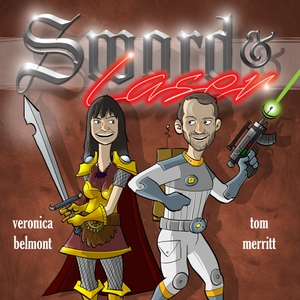 The Sword and Laser by Tom Merritt and Veronica Belmont