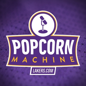 The Popcorn Machine by Los Angeles Lakers