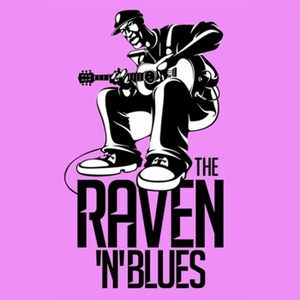 Raven and Blues by Dave Raven