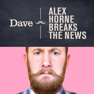 Alex Horne Breaks the News by Dave