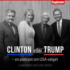Trump eller Clinton? - en podcast om USA-valget by Dagbladet