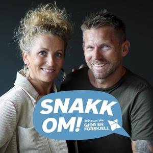 Snakk Om by Gjør en forskjell AS, Bianca Simonsen, Espen O. Simonsen