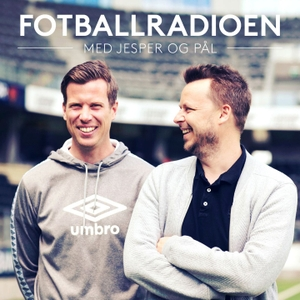 Fotballradioen med Jesper og Pål by Fædrelandsvennen