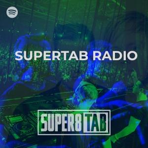 SuperTab Radio with Super8 & Tab by Super8 & Tab