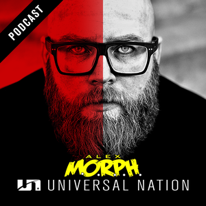 Universal Nation by Alex M.O.R.P.H.