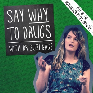 Say Why To Drugs by Suzi Gage