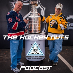 The Hockey Nuts Podcast | NHL, AHL, KHL, and NCAA Hockey News and Analysis by Fans, for Fans! by Hosts Wayne Hallee and Steve Ball take you around the the hockey world with