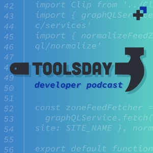Toolsday by Una Kravets and Chris Dhanaraj