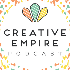 The Creative Empire™ Podcast by Reina Pomeroy & Christina Scalera