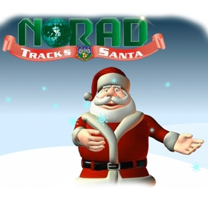 NORAD Santa Tracker by North American Aerospace Defense Command