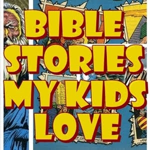 Bible Stories My Kids Love by MB Linder