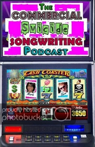 The Commercial Suicide Songwriting Podcast by Steve and Marie