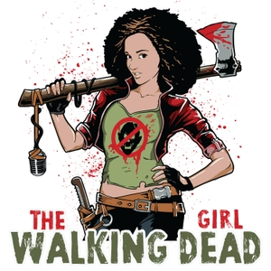 The Walking Dead Girl Podcast by Jasmine & Michael
