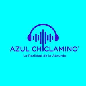 Azul Chiclamino - La Realidad de lo Absurdo by Rodrigo Llop
