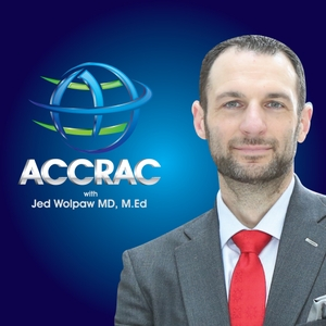 Anesthesia and Critical Care Reviews and Commentary (ACCRAC) Podcast by Jed Wolpaw