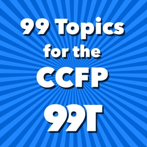 99 Topics for the CCFP by Dr. Brady Bouchard