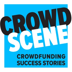 Crowd Scene | Crowdfunding Success Stories by Michael Ogden and Peter Dean interview creative entrepreneurs who share the stories behind their crowdfunding success and talk about what they learned along the way using platforms like Kickstarter and Indiegogo