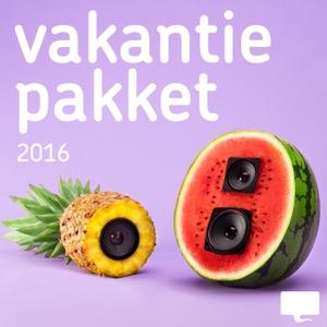 Woord Vakantiepakket 2016 by None