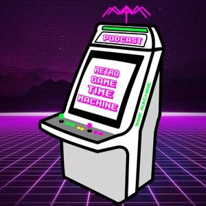 Retro Game Time Machine by MashTheNewton + AndyTheAndroid