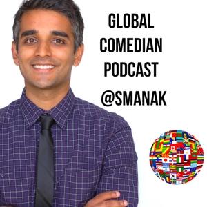 Global Comedian Podcast by SanjayComedy