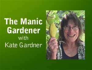 The Manic Gardener – Kate Gardner by Kate Gardner