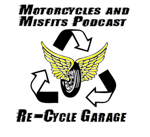 Motorcycles & Misfits by Re-Cycle Garage in Santa Cruz