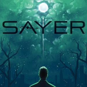 SAYER by Adam Bash