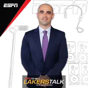 Lakers Talk with Allen Sliwa by ESPN Los Angeles