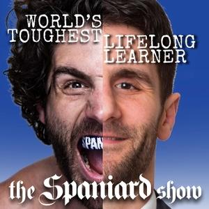 """The Spaniard Show by Charlie """"The Spaniard"""" Brenneman"""