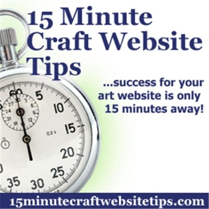 15 Minute Craft Website Tips by Nicolette Tallmadge