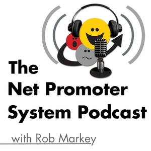 The Net Promoter System Podcast – Customer Experience Insights from Loyalty Leaders by Rob Markey, Bain & Company partner and customer experience expert