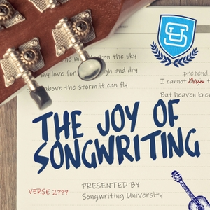 The Joy of Songwriting by Pod About It Productions