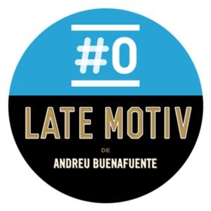 LATE MOTIV de Andreu Buenafuente en Movistar+ by ElTerrat