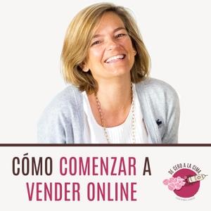 Cómo comenzar a vender online - De cero a la cima by Pepa Cobos