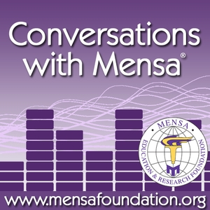 Conversations with Mensa by Mensa Education & Research Foundation