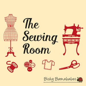 The Sewing Room by Bishy Barnababes by Vicki Hibbins: owner and designer of Bishy Barnababes PDF sewing patterns