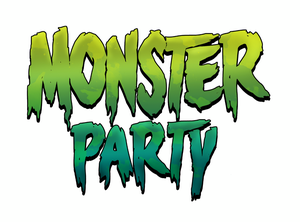 Monster Party by James Gonis, Shawn Sheridan, Larry Strothe, and Matt Weinhold