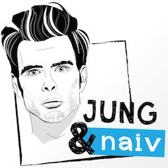 Jung & Naiv by Tilo Jung