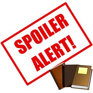 Spoiler Alert by Stefan Thesing