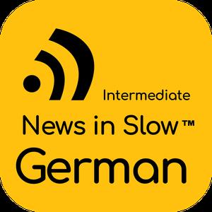 News in Slow German (Intermediate) by Linguistica 360