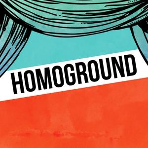 HOMOGROUND - queer music radio (LGBTQ) by Homoground