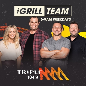 The Grill Team Catch Up - 104.9 Triple M Sydney - Matty Johns, Gus Worland, Mark Geyer, Emma Freedman & Chris Page by Triple M