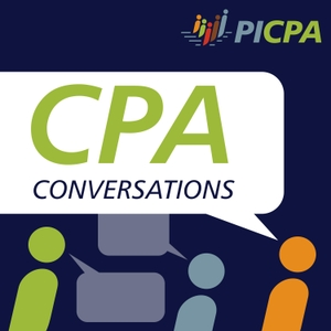 CPA Conversations podcast by Pennsylvania Institute of Certified Public Accountants
