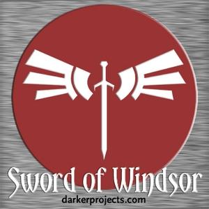 Darker Projects: Sword of Windsor by DarkerProjects.com